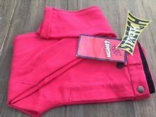 Loveson  Girls Raspberry Jodhpurs - rrp £22.99